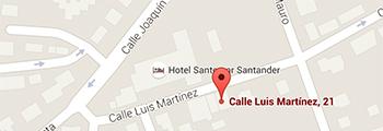 Capresa contacto Santander